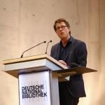 © Bundesregierung/Orlowski - Jan Wagner, Lyriker, Gewinner des Preises der Leipziger Buchmesse 2015