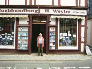 Helga Weyhe copyright Ingrid Rosenthal