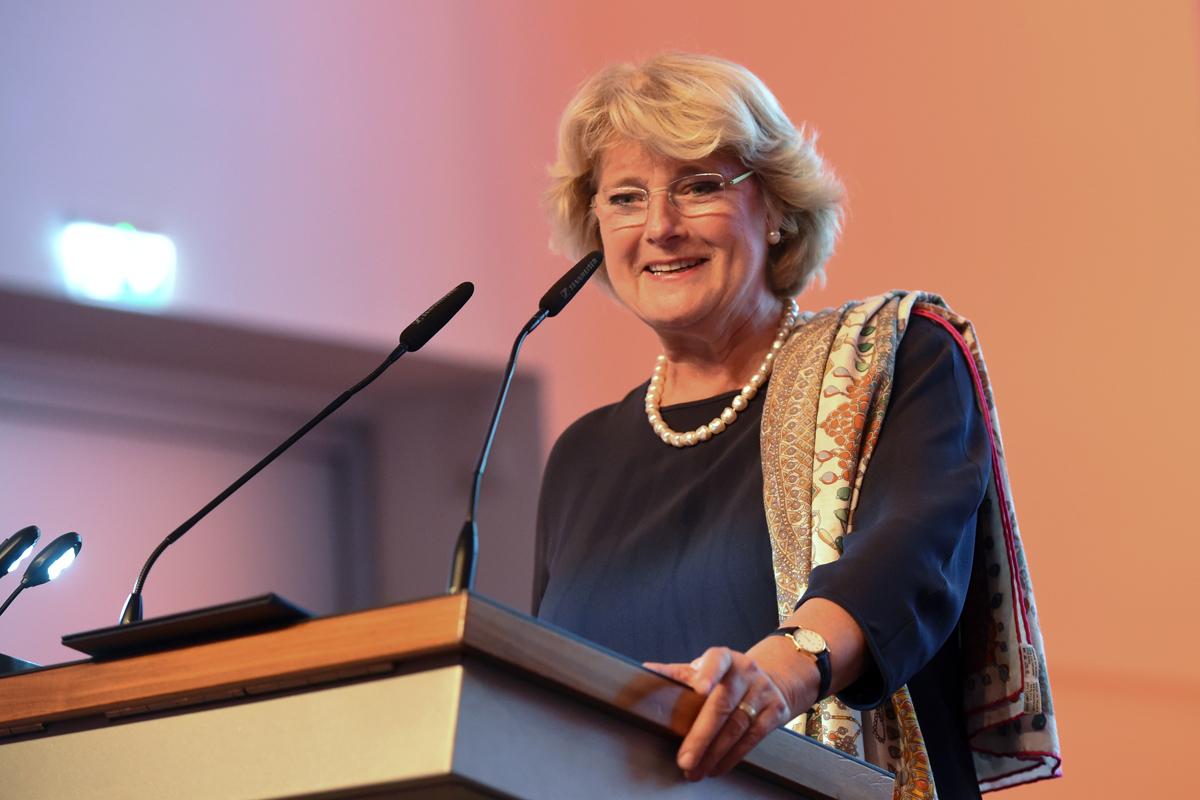 StM Monika Grütters - Deutscher Buchhandlungspreis