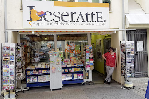 Buchhandlung Köln Ehrenfeld